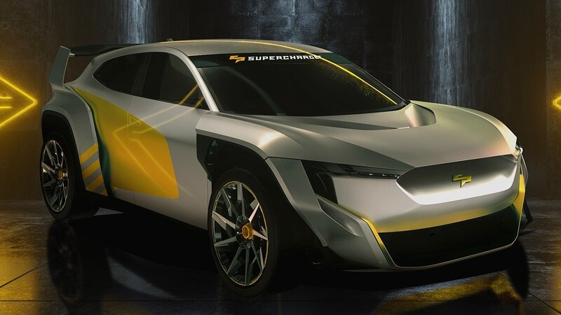 SuperCharge, la nueva categoría basada en carros eléctricos de calle
