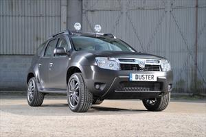 Dacia Duster Black Edition en Goodwood