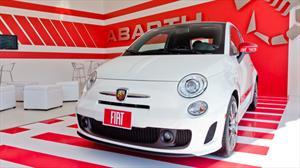 FIAT 500 Abarth 2013 debuta en el Concurso de la Elegancia