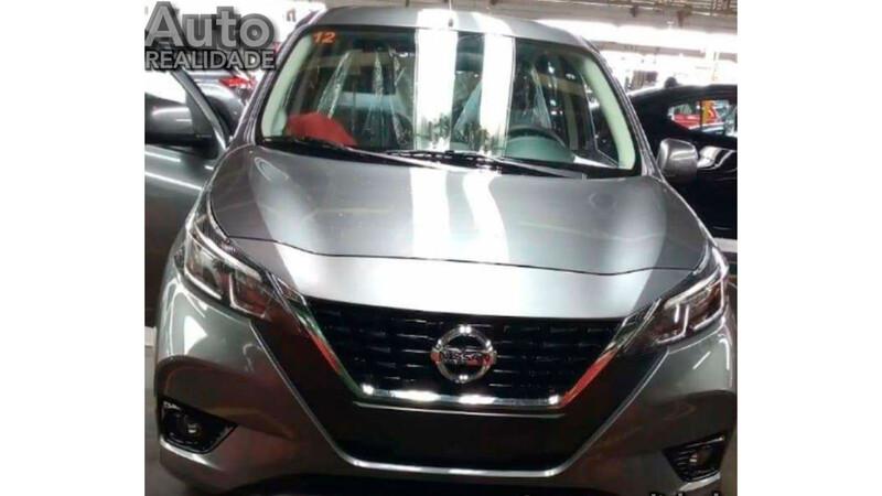 Nissan March: Así será la renovación ¿Vendrá a Argentina?