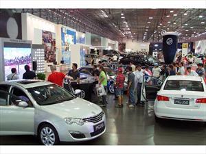 Las cifras del Salón del Automóvil de Santiago ANAC 2012