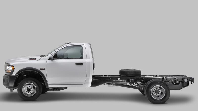 RAM 4000 2022 llega a México, aumenta versatilidad y capacidades mediante dos versiones