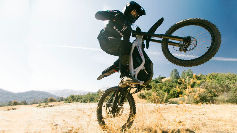 Segway Dirt eBike, una bicicleta eléctrica todoterreno con un torque infernal