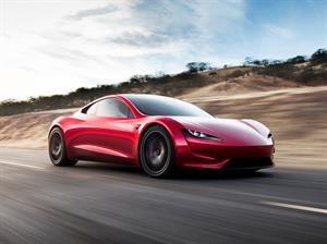 Tesla Roadster 4.0 2020 es el auto eléctrico más rápido del mundo,