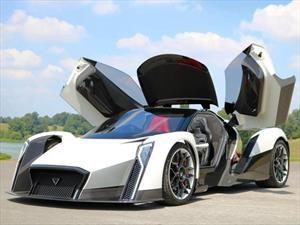 Conoce a Dendrobium D-1, el nuevo deportivo eléctrico de 1,700 hp