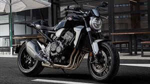 Honda CB1000R se presenta