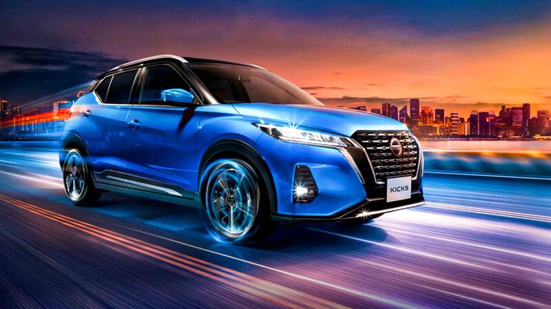 Nissan quiere que todos sus modelos vengan a Chile con full seguridad