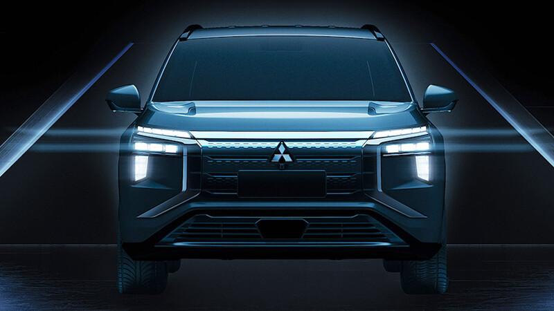 Mitsubishi Airtrek, un eléctrico sólo para China