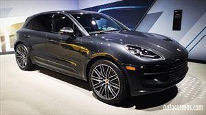 Porsche Macan Turbo 2020, hace más con menos