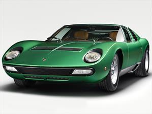 Lamborghini Miura SV de pre-producción es restaurado