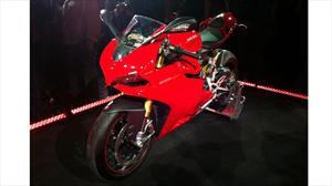 Se presenta en México la Ducati 1199 Panigale 2012
