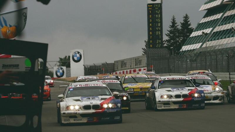 BMW celebrará sus victorias en las 24 Horas de Nürburgring