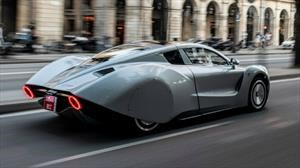 Hispano Suiza, la marca de autos española, regresa a Barcelona después de 70 años