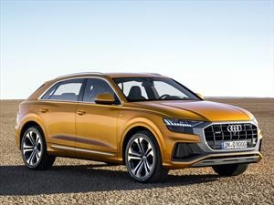 Audi Q8 2019 es el nuevo rival del BMW X6