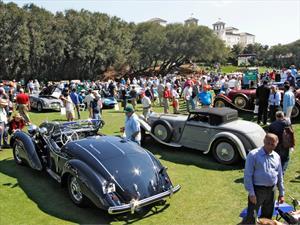Las 15 subastas de autos más caras de Amelia Island Concours d'Elegance 2015