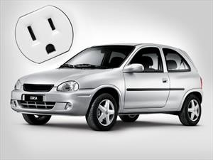Se viene el Corsa eléctrico