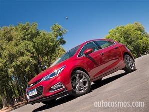 Ya se fabricaron 30.000 unidades del Chevrolet Cruze en Argentina