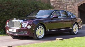 Bentley Mulsanne Diamond Jubilee Edition en Beijing 2012