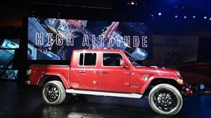 Jeep Wrangler y Gladiator High Altitude 2020 debutan