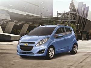 Chevrolet Spark llega a un millón de unidades vendidas