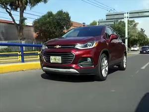 Manejamos el Chevrolet Trax 2017