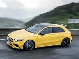 Mercedes-AMG A 35 4Matic 2019 es más que un hot hatch