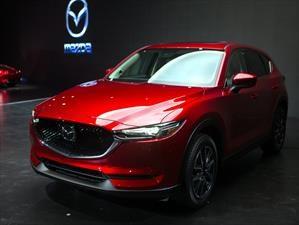 Mazda CX-5 2017 estrena look
