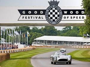 Goodwood Festival of Speed celebra 25 años