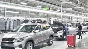 Kia Motors inaugura planta en India