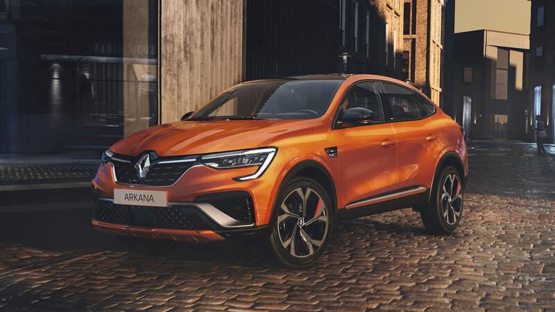 Renault Arkana 2021 se presenta oficialmente en Europa