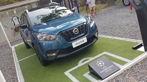 Nissan Kicks UEFA Champions League II llega a Argentina