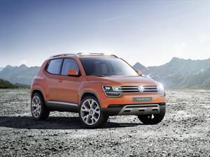 VW Taigun casi listo para la producción