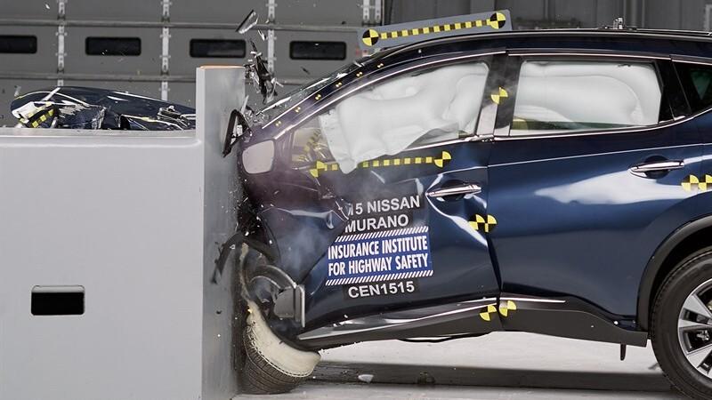 Nissan Murano 2021 es reconocida por el elevado nivel de seguridad que ofrece a sus pasajeros