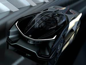 Faraday Future FFZERO1 Concept debuta