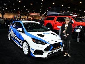 Ford Focus es elegido como el Hottest Hatch de SEMA 2017