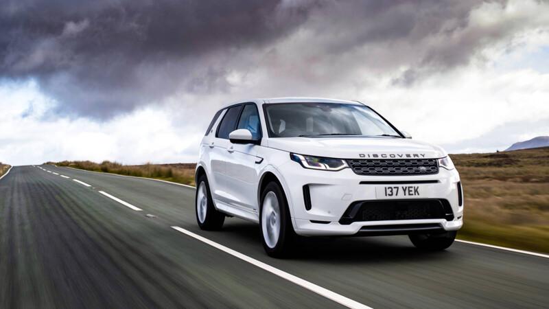 Land Rover Discovery Sport 2021 en Chile: híbrido y más conectado
