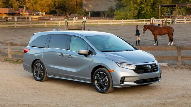 Honda Odyssey 2021, recibe cambios estéticos y de equipamiento