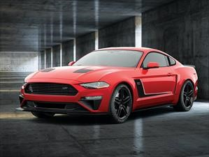 Roush JackHammer Mustang tiene 710 hp de poder