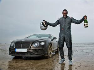 Bentley Continental GT Speed rompe récord de velocidad en suelo inglés