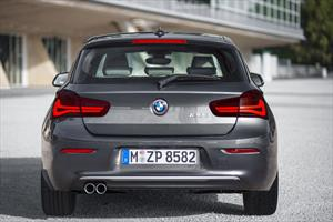BMW Serie 1 2016 se presenta