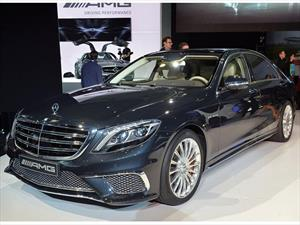 Mercedes-Benz S65 AMG, la elegancia de la potencia
