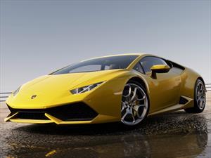 Lamborghini obtiene récord de ventas en 2014
