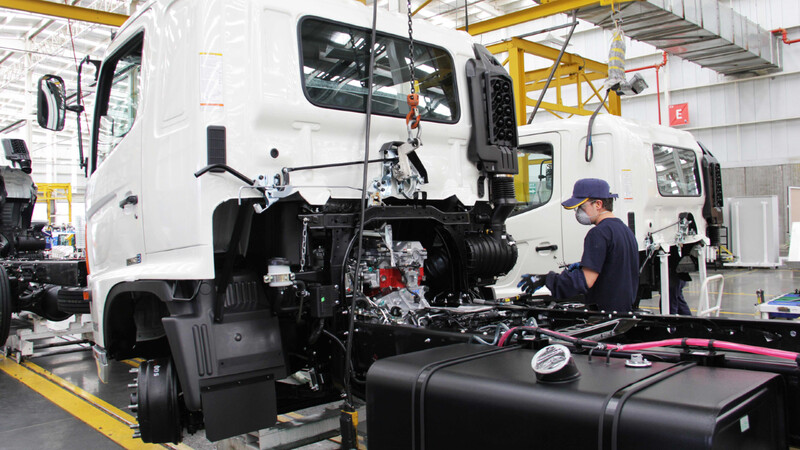 Nueva herramienta tecnológica para conductores de camiones Hino