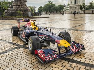 F1: Santiago del Estero recibirá al RB7 de Red Bull Racing