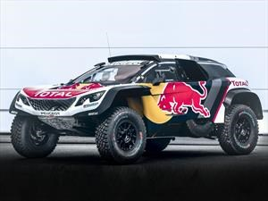Peugeot 3008 DKR Maxi, el Rey León del Dakar pretende mantener su cetro