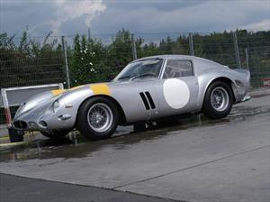 Una Ferrari GTO de 1963 es el auto más caro de la historia