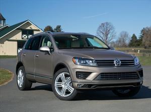 Volkswagen dejará de vender el Touareg en Estados Unidos
