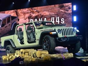 Jeep Gladiator 2020, el regreso de un emblemático pickup