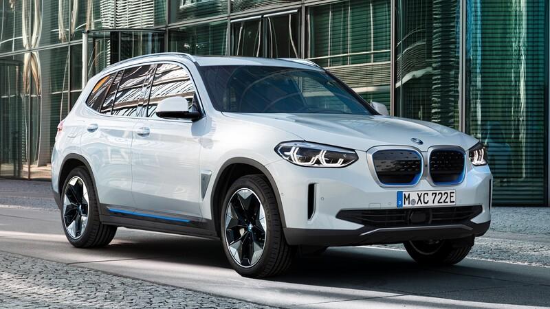 Conoce al BMW iX3 2021, la versión 100% eléctrica del X3