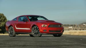 Ford Mustang ST a prueba en pista